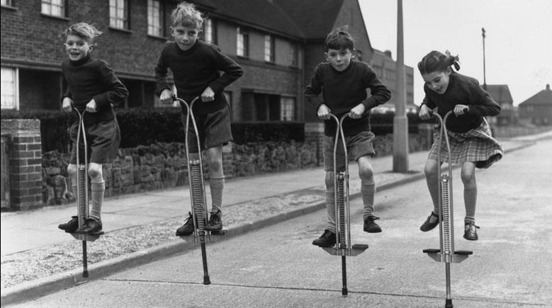 Pogo Stick Let S Take A Look At Different Types Of Pogo
