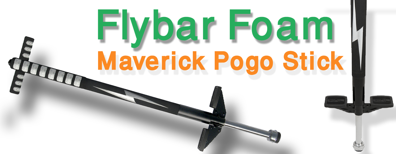 Foam Maverick Pogo Stick Review on oscar schmidt ukulele review